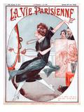 La Vie Parisienne, C Herouard, 1922, France Giclee Print
