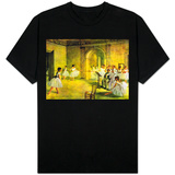 Hall of the Opera Ballet in the Rue Peletier T-shirts