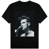 The Smiths, Manchester Band Lead Singer Morrissey, March 1984 T-shirts