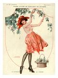 La Vie Parisienne, Leo Fontan, 1918, France Giclee Print