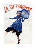 La Vie Parisienne, Leo Fontan, 1918, France Poster