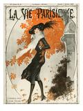 La Vie Parisienne, Georges Leonnec, 1919, France Giclee Print