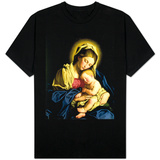 Madonna and Child T-shirts