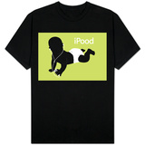 iPood Baby Shirts