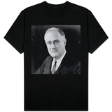 Franklin Delano Roosevelt, circa 1933 T-shirts