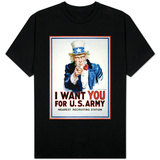 I Want You for the U.S. Army T-Shirt