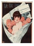 La Vie Parisienne, Georges Leonnec, 1924, France Giclee Print