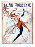La Vie Parisienne, Vald'es, 1923, France Prints
