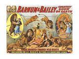 Barnum & Bailey's, 1915, USA Posters