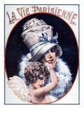 La Vie Parisienne, C Herouard, 1923, France Giclee Print