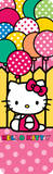 Hello Kitty 3-D Bookmark Bookmark