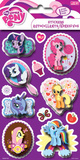 My Little Pony Stacked Dimensional Stickers Stickers