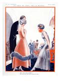 La Vie Parisienne, Vald'es, 1924, France Posters