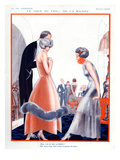 La Vie Parisienne, Vald'es, 1924, France Giclee Print