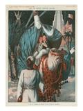 La Vie Parisienne, France Giclee Print