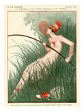 La Vie Parisienne, Armand Vallee, 1924, France Posters