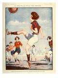 La Vie Parisienne, Georges Pavis, 1922, France Print