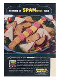Spam, USA Giclee Print