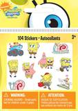 Sponge Bob Square Pants Bitty Bits Stickers Stickers