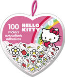 Hello Kitty Valentines Day Sticker Ornaments Stickers