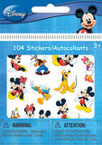 Mickey Mouse Bitty Bits Stickers Stickers