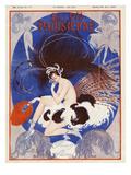 La vie Parisienne, Vald'es, 1920, France Giclee Print