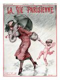 La Vie Parisienne, 1924, France Giclee Print