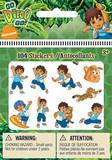 Go Diego Go Bitty Bits Stickers Stickers