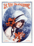 La Vie Parisienne, Maurice Milliere, 1923, France Giclee Print