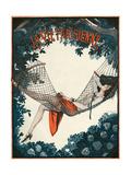 La Vie Parisienne, Georges Pavis, 1924, France Giclee Print