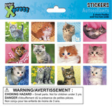 Kittens Mini Foldover Stickers Stickers