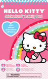 Hello Kitty Stickerland Activity Pads 16 Pages Craft Supplies