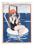 La Vie Parisienne, Jaques, 1923, France Print
