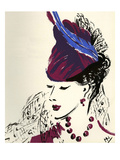Women's Fashion 1930s, 1939, UK Print