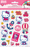 Hello Kitty Foldover Stickers Stickers