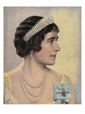 Royalty, Queen Elizabeth The Queen Mother, 1939, UK Posters