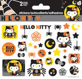 Hello Kitty Halloween Mini Foldover Stickers Stickers