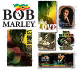 Bob Marley Decals Stickers