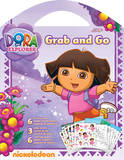 Dora the Explorer Grab and Go Stickers Stickers