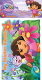 Dora the Explorer Sticker Album Craft Supplies