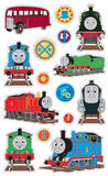Thomas the Tank Gem Dimensional Stickers Stickers