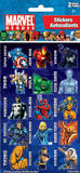 Marvel Heroes 2 4 Sheet Stickers Stickers