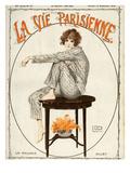 La Vie Parisienne, Georges Leonnec, 1919, France Posters