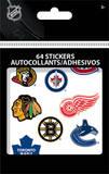 NHL Variety Big Bits Stickers Stickers