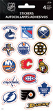 NHL Variety 4 Sheet Stickers Stickers