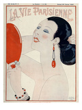 La Vie Parisienne, George Barbier, 1919, France Prints