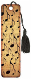 Music Notes Tasseled Bookmark Bookmark