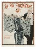 La Vie Parisienne, Rene Vincent, 1922, France Poster
