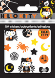Hello Kitty Halloween Bitty Bits Stickers Stickers