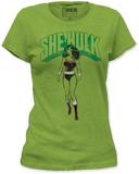 Women's: The Incredible Hulk - She-Hulk T-shirts